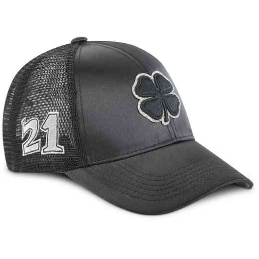 K021353: Black Clover Jaybird #6 Adjustable Hat