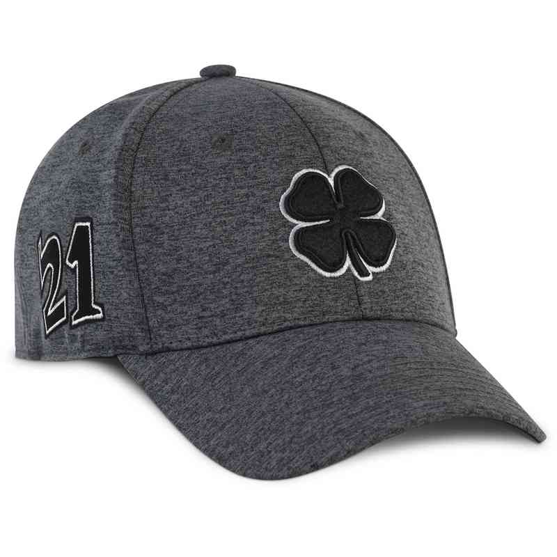 Men's Dream Big '21 Lucky Heather Stretch Fitted Hat