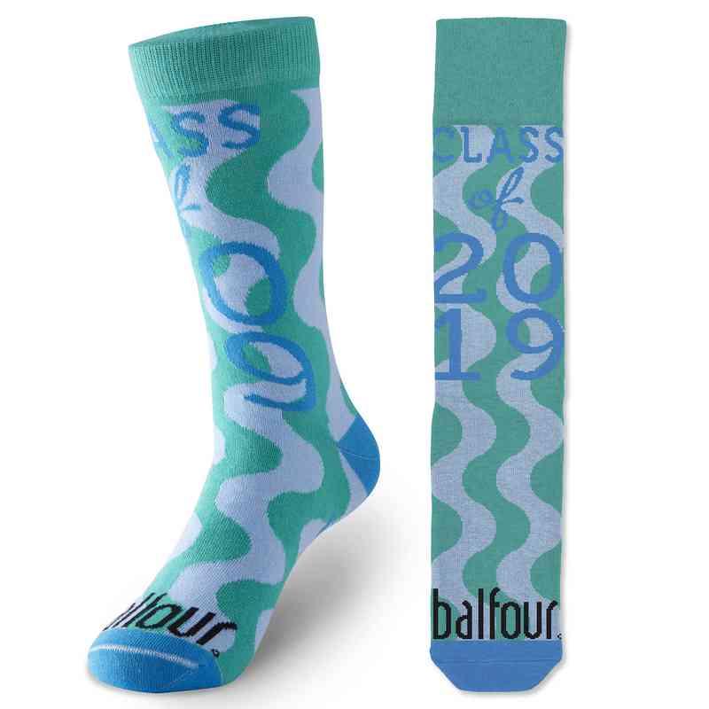 Socks_Freaker: Class of 2019 Socks