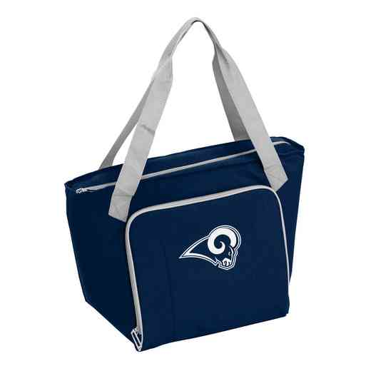 629-84: LA Rams 30 Can Cooler Tote