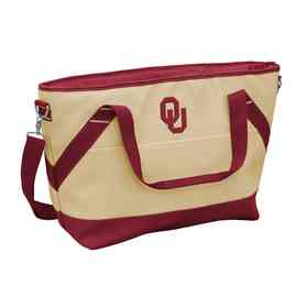 192-81B: Oklahoma Brentwood Cooler Tote