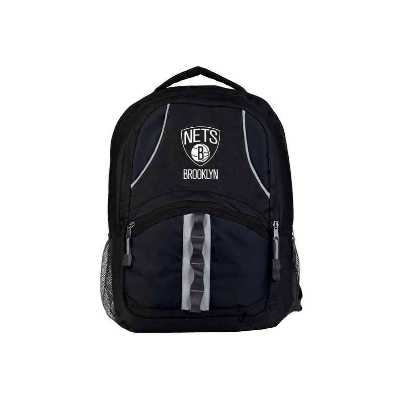 C11NBAC02002017RTL: NW NBA Captain Backpack, Nets