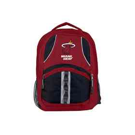 C11NBAC02603014RTL: NW NBA Captain Backpack, Heat