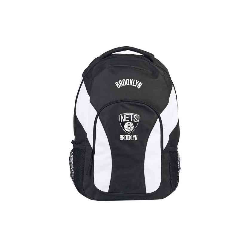 C11NBAC10002017RTL: NBA Nets Backpack Draftday