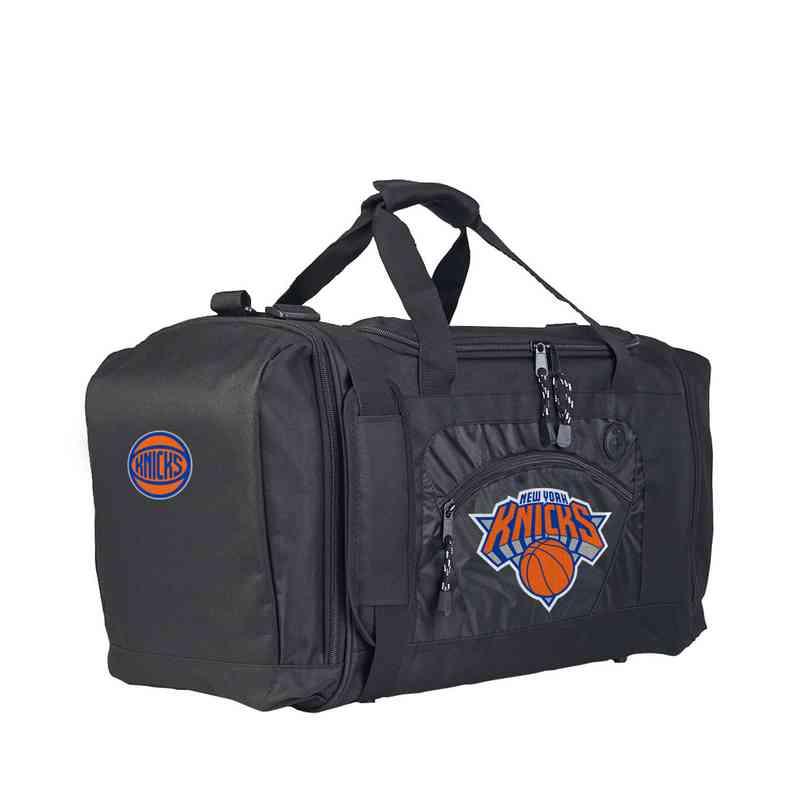C11NBAC68002018RTL: NBA Knicks Duffel Roadblock
