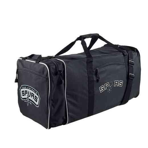 C11NBAC72001024RTL:  Spurs Steal Duffel