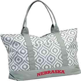 182-66K: LB Nebraska Ikat Tote