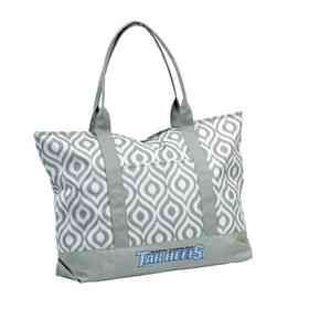 185-66K: LB North Carolina Ikat Tote