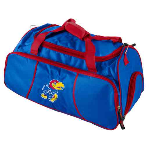 157-72C: LB Kansas Athletic Duffel