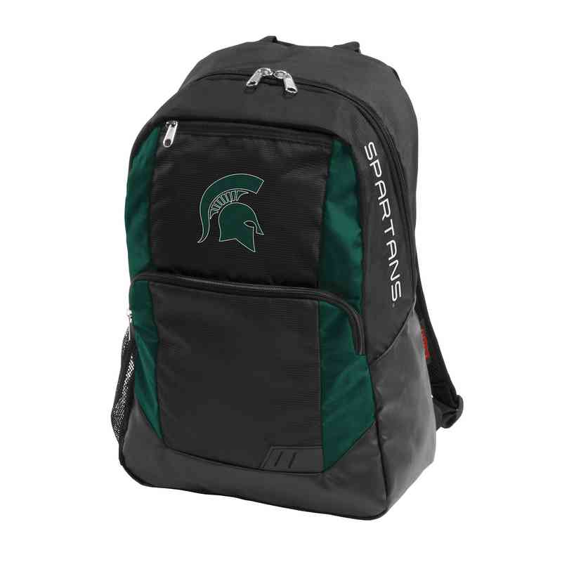 Michigan State Spartans Studentstyle Laptop Backpack