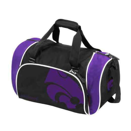 158-53L: KS State Locker Duffel
