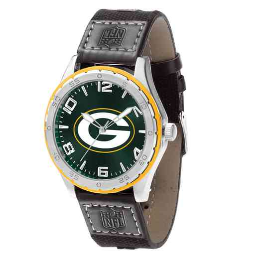 WTGAM3301: NFL Green Bay Packers Sparo Gambit Watch
