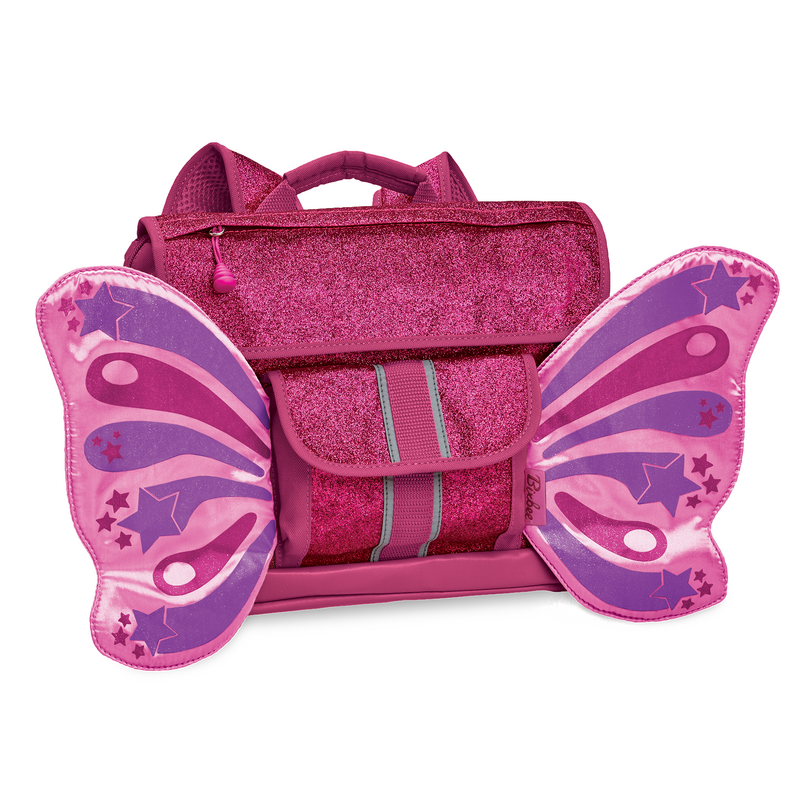939770be08 Bixbee Sparkalicious Butterflyer Ruby Raspberry Backpack (Small)