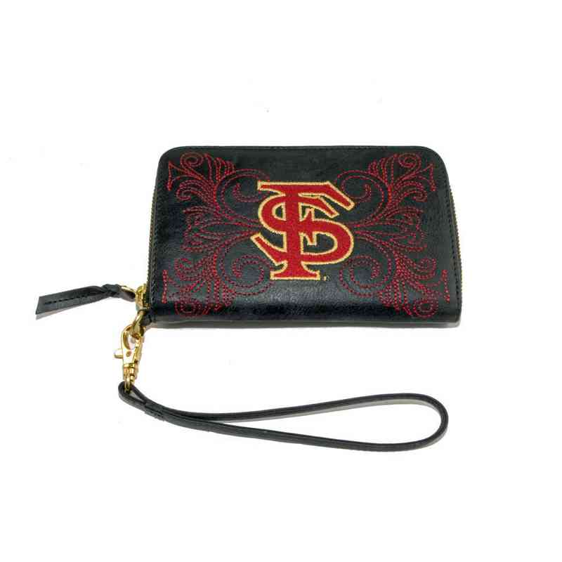 FSU-WR002-1: FLORIDA STATE GAMEDAY BOOTS WRISTLET