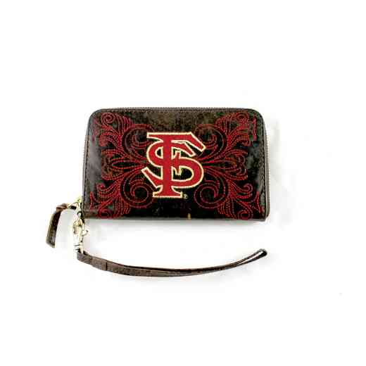 FSU-WR002-2: FLORIDA STATE GAMEDAY BOOTS WRISTLET