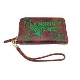 NT-WR020-1: NORTH TEXAS GAMEDAY BOOTS WRISTLET