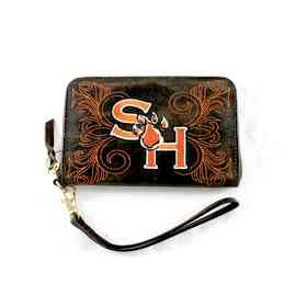 SAM-WR026-1: SAM HOUSTON GAMEDAY BOOTS WRISTLET