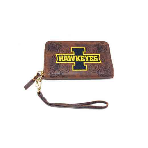 UIO-WR038-1: U OF IOWA GAMEDAY BOOTS WRISTLET