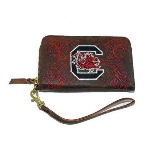 USC-WR056-1: U OF S CAROLINA GAMEDAY BOOTS WRISTLET