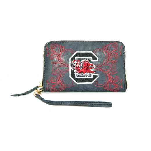 USC-WR056-2: U OF S CAROLINA GAMEDAY BOOTS WRISTLET