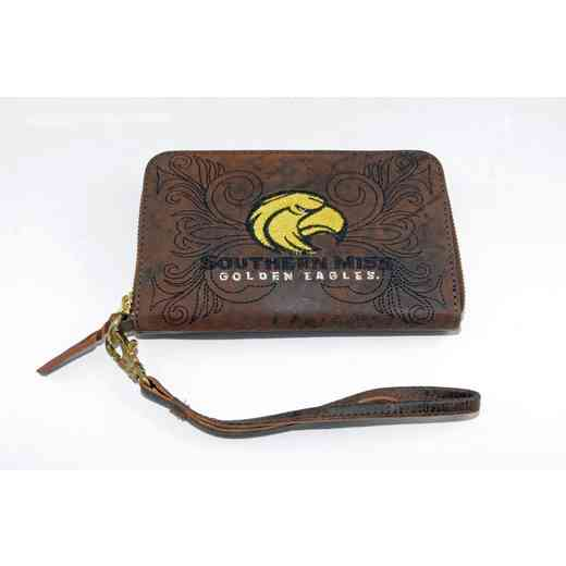 USM-WR080-1: U OF S MISSISSIPP GAMEDAY BOOTS WRISTLET