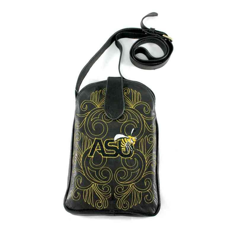 ASU-P230-1: ALABAMA STATE Gameday Boots Purse