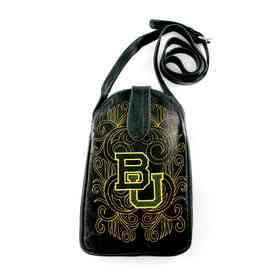 BAY-P034-1: BAYLOR Gameday Boots Purse