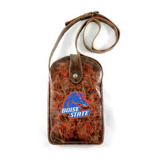 BSU-P024-1: BOISE STATE Gameday Boots Purse