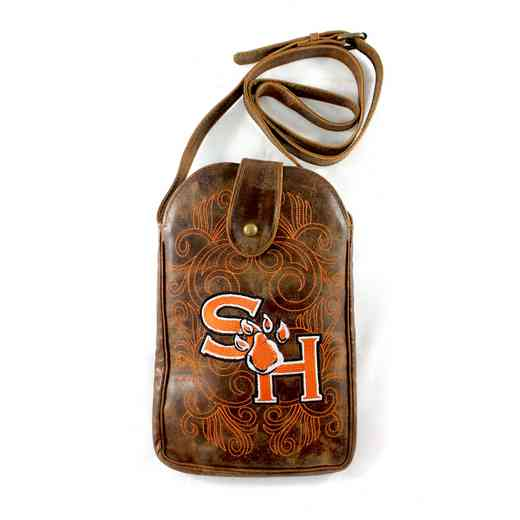 SAM-P026-1: SAM HOUSTON ST Gameday Boots Purse