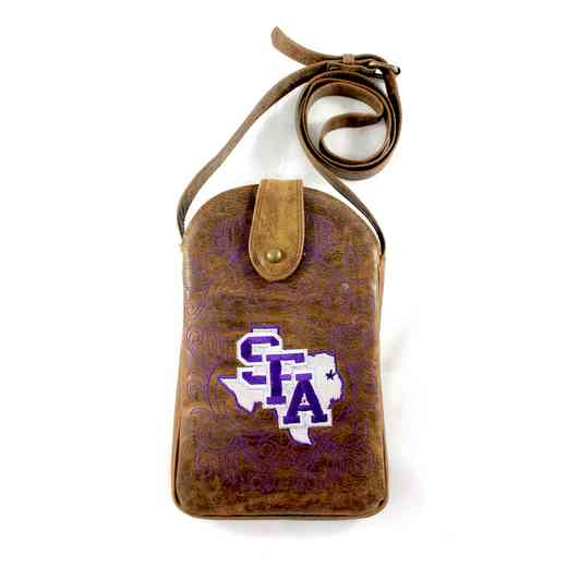 SFA-P032-1: STEPHEN F AUSTIN Gameday Boots Purse