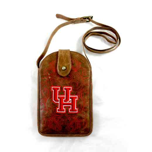 UOH-P084-1: U OF HOUSTON Gameday Boots Purse