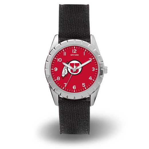 WTNKL530101: SPARO UTAH UNIVERSITY NICKEL WATCH