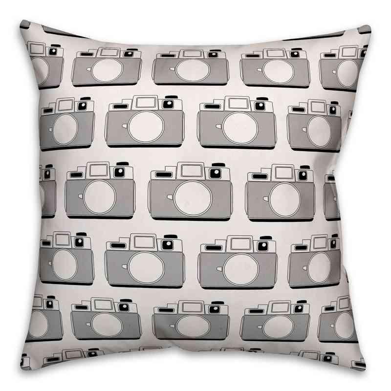 4627-AF: 18X18 Pillow Oh Snap