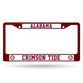 FCC150105MR: NCAA FCC Chrome Frame (Colored) Alabama