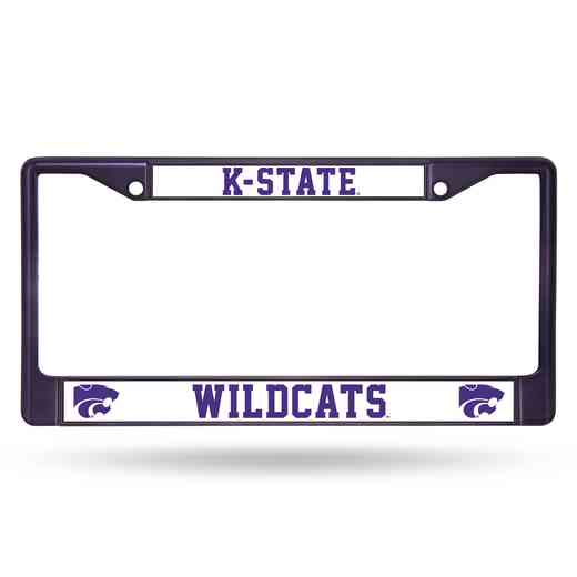 FCC310202PR: NCAA FCC Chrome Frame (Colored) Kansas ST