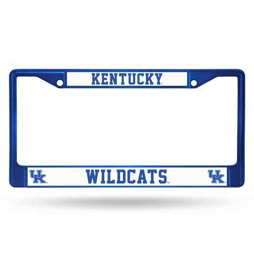 FCC190103BL: NCAA FCC Chrome Frame (Colored)Kentucky