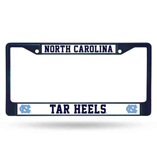 FCC130104NV: NCAA FCC Chrome FrameColored N.Carolina