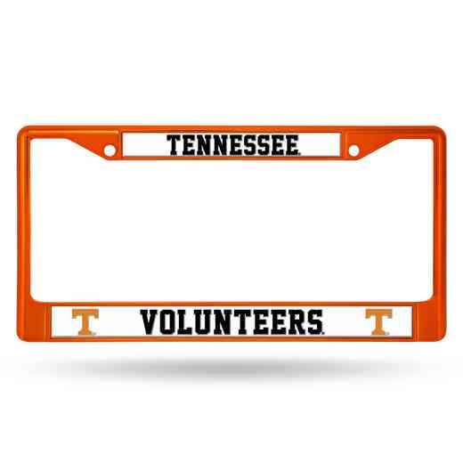 FCC180103OR: NCAA FCC Chrome Frame Colored Tennessee
