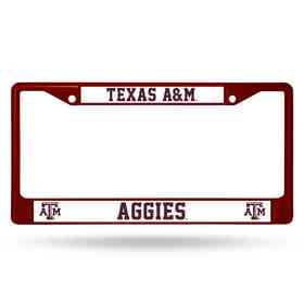 FCC260203MR: NCAA FCC Chrome Frame (Colored)Texas A&M
