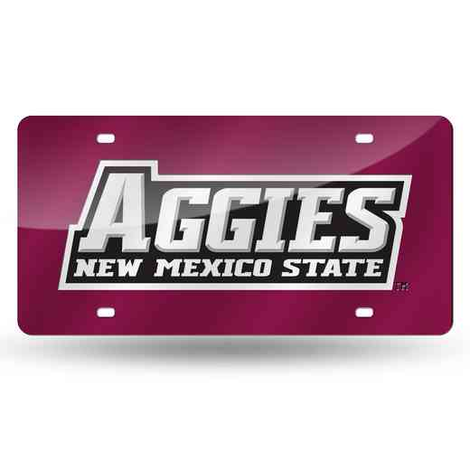 LZC440201: NCAA LZC Laser Cut Tag New Mexico ST