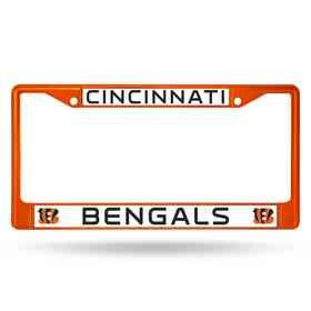 FCC3203OR: NFL FCC Chrome Frame (Colored) Bengals