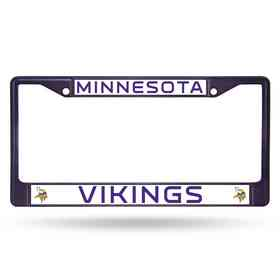 FCC3106PR: NFL FCC Chrome Frame (Colored) Vikings