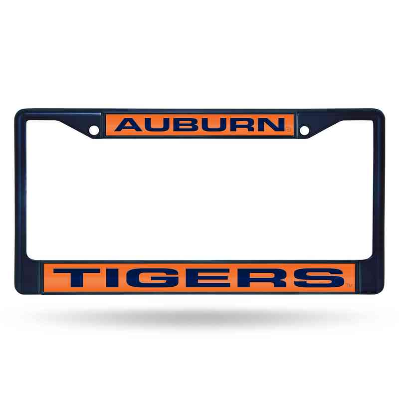 FNFCCL150202NV: NCAA FCCL Lsr Color Chrome Frm Auburn