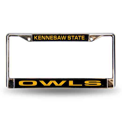 FCL110801: NCAA-FCL Chrome Lsr License FrmKennesaw ST