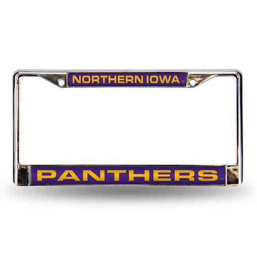 FCL250301: NCAA-FCL Chrome Lsr License FrmNorthern Iowa