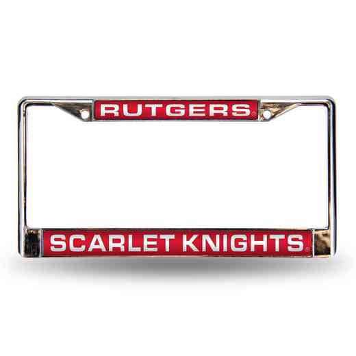 FCL270201: NCAA-FCL Chrome Lsr License FrmRutgers