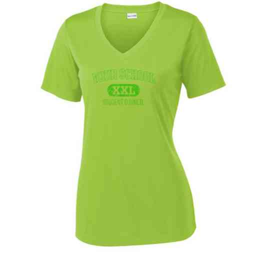 Student Council Sport Tek Womens V-Neck Competitor T-shirt