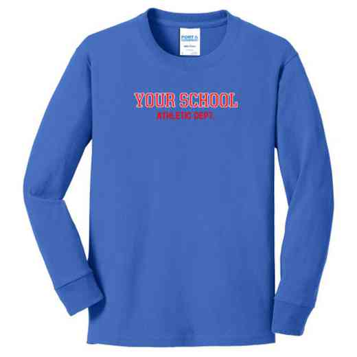 Athletic Department Youth Classic Fit Long Sleeve T-shirt