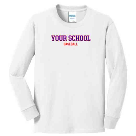 Baseball Youth Classic Fit Long Sleeve T-shirt
