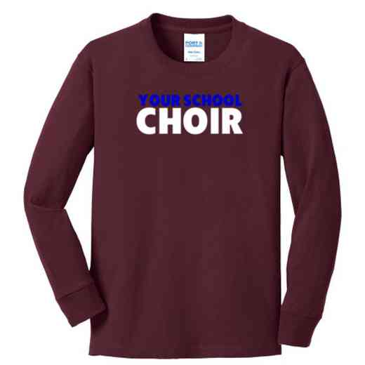 Choir Youth Classic Fit Long Sleeve T-shirt